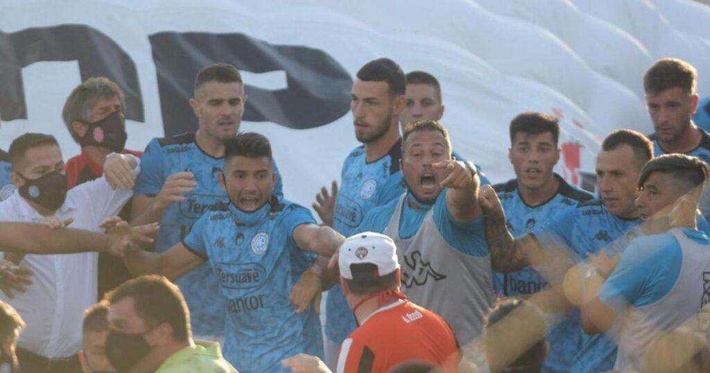 Belgrano lanzó un comunicado de lo ocurrido ante Barracas Central - Fútbol  CBA
